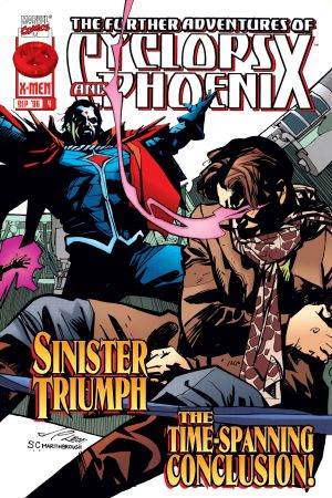 Further Adventures of Cyclops & Phoenix (1996) #4