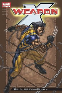 Weapon X #25