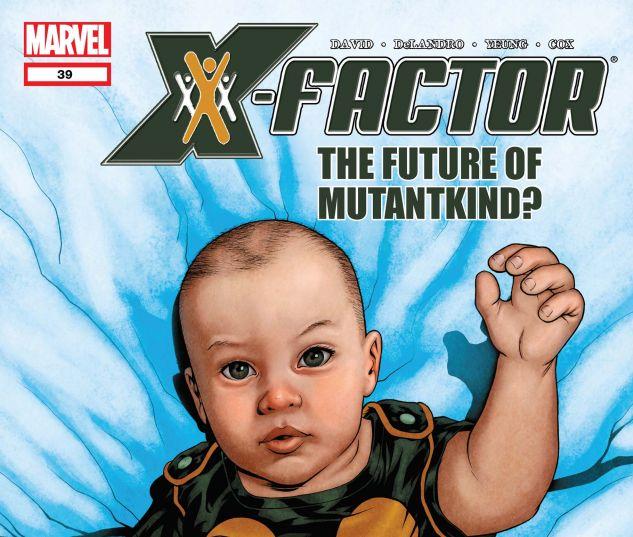 X-FACTOR (2005) #39