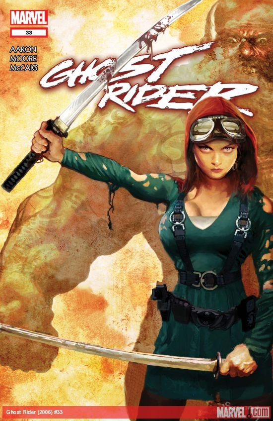 Ghost Rider (2006) #33