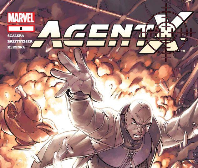 AGENT X (2002) #9