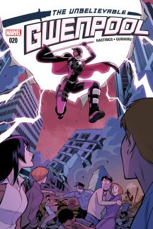 The Unbelievable Gwenpool #20