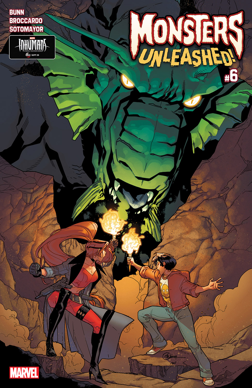 Monsters Unleashed (2017) #6