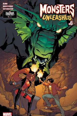 Monsters Unleashed #6