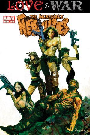 Incredible Hercules (2008) #121