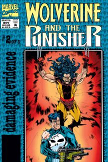 Wolverine and The Punisher: Damaging Evidence #2