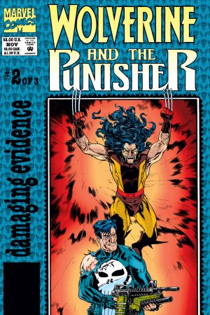 Wolverine and The Punisher: Damaging Evidence (1993) #2