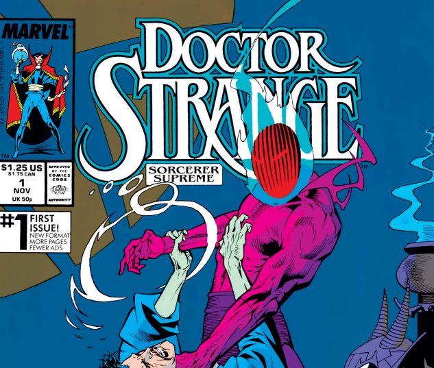 Doctor Strange, Sorcerer Supreme (1988-1996)