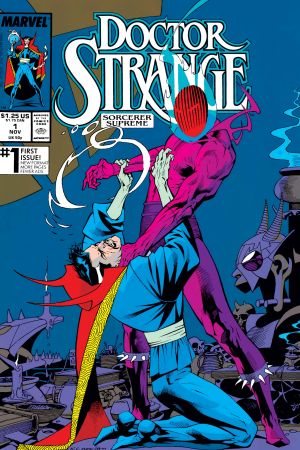 Doctor Strange, Sorcerer Supreme (1988 - 1996)