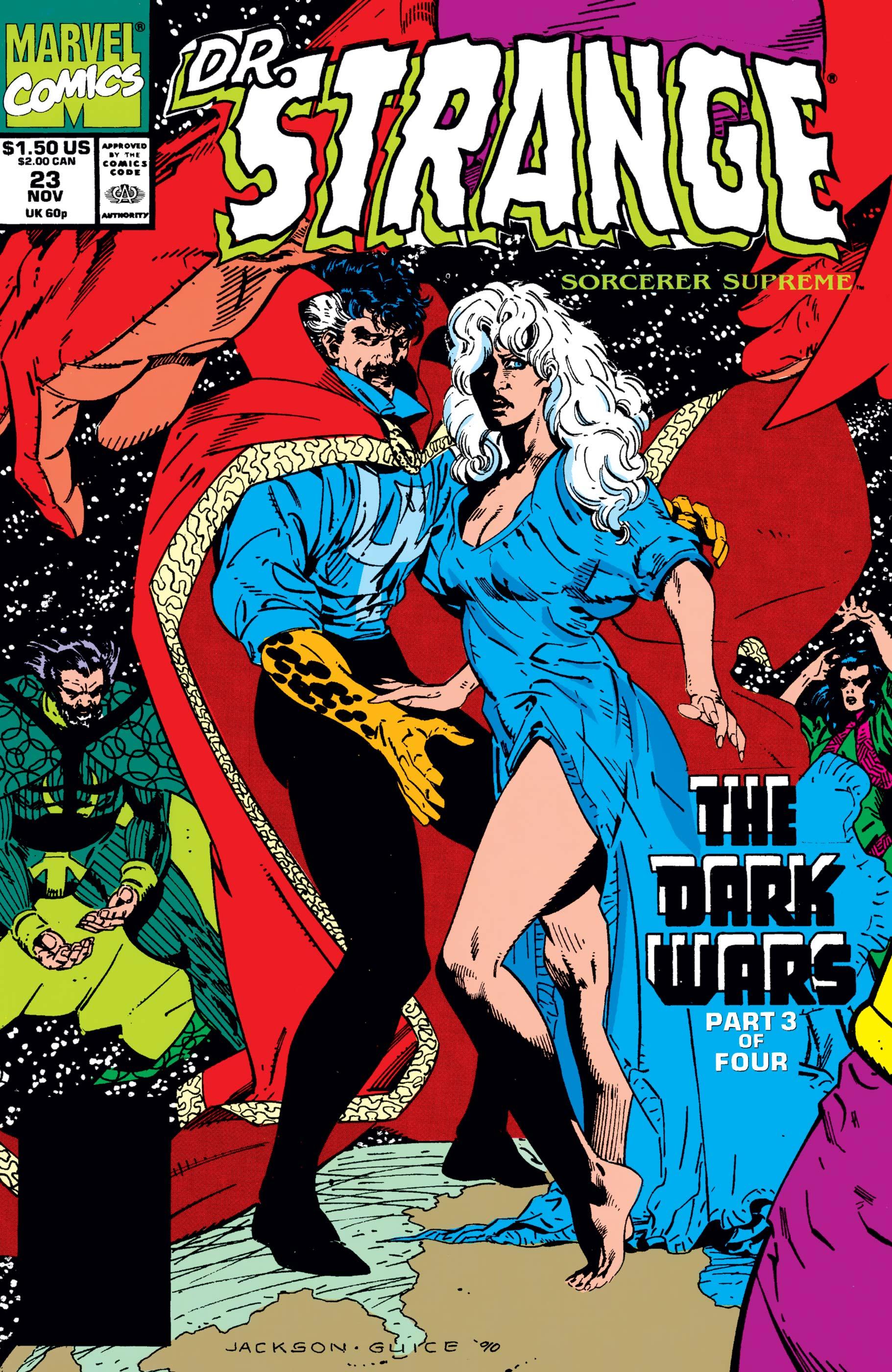 Doctor Strange, Sorcerer Supreme (1988) #23