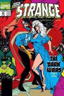 Doctor Strange, Sorcerer Supreme #23