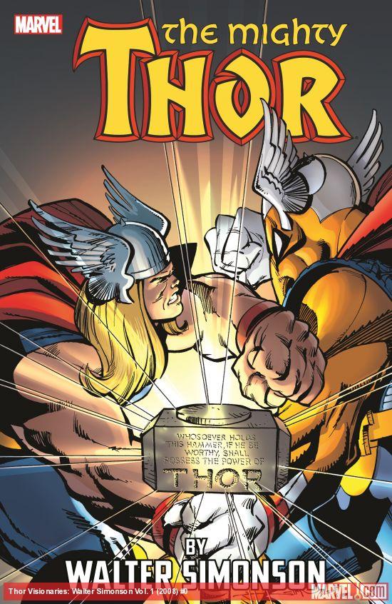 Thor Visionaries: Walter Simonson Vol. 1 (Trade Paperback)