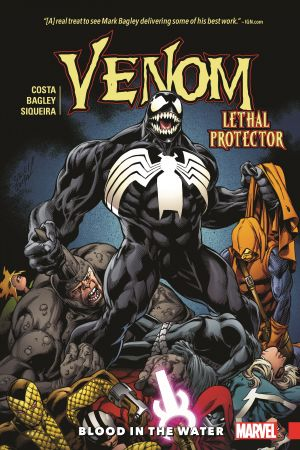 Venom Vol. 3: Lethal Protector - Blood in the Water (Trade Paperback)