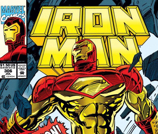 Iron Man (1968) #306