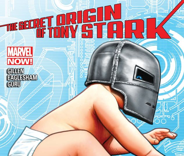 Iron Man (2012) #9