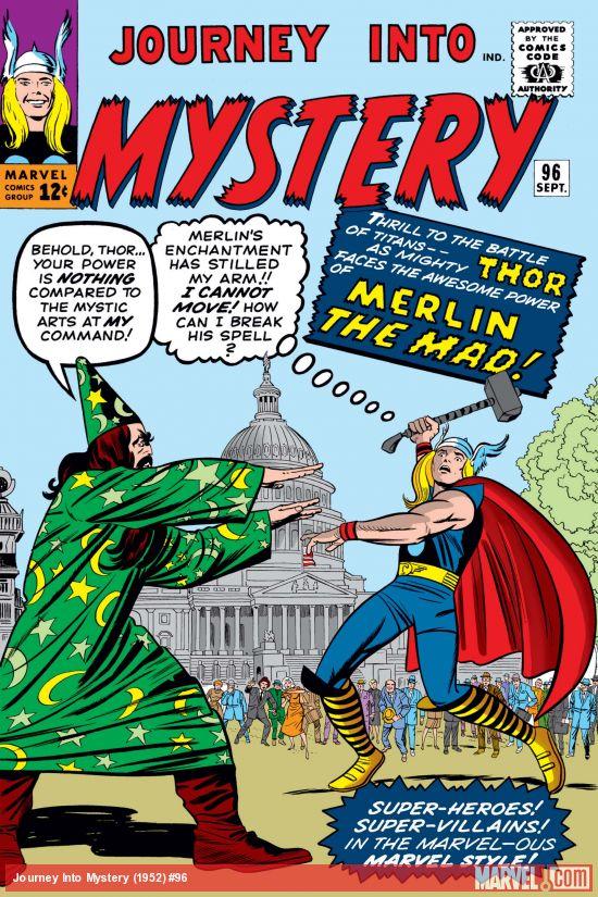 Journey Into Mystery (1952) #96