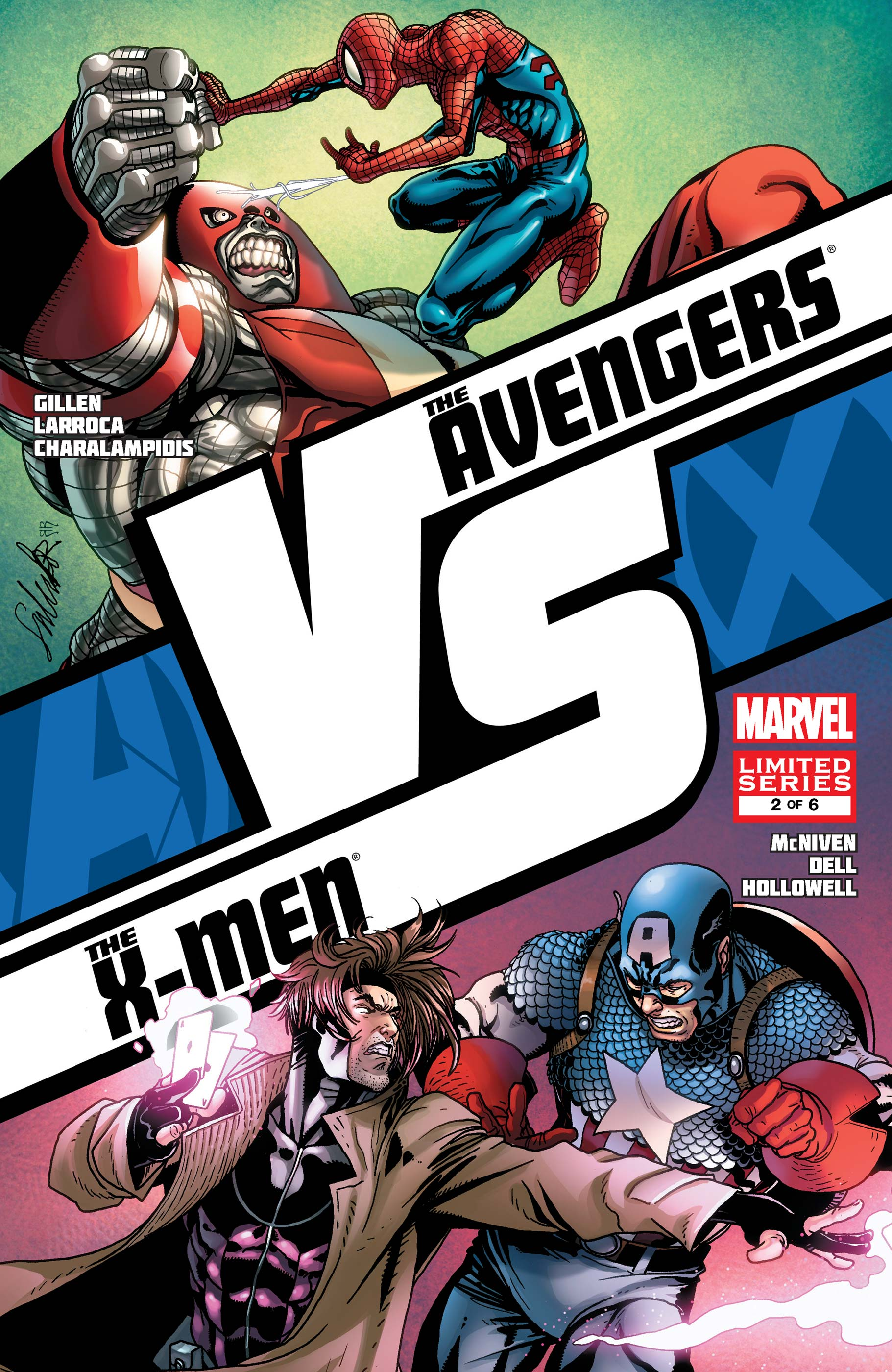 Avengers Vs. X-Men: Versus (2011) #2