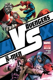 Avengers Vs. X-Men: Versus #2