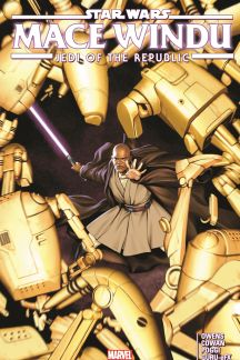 Star Wars: Jedi of the Republic - Mace Windu (Trade Paperback)