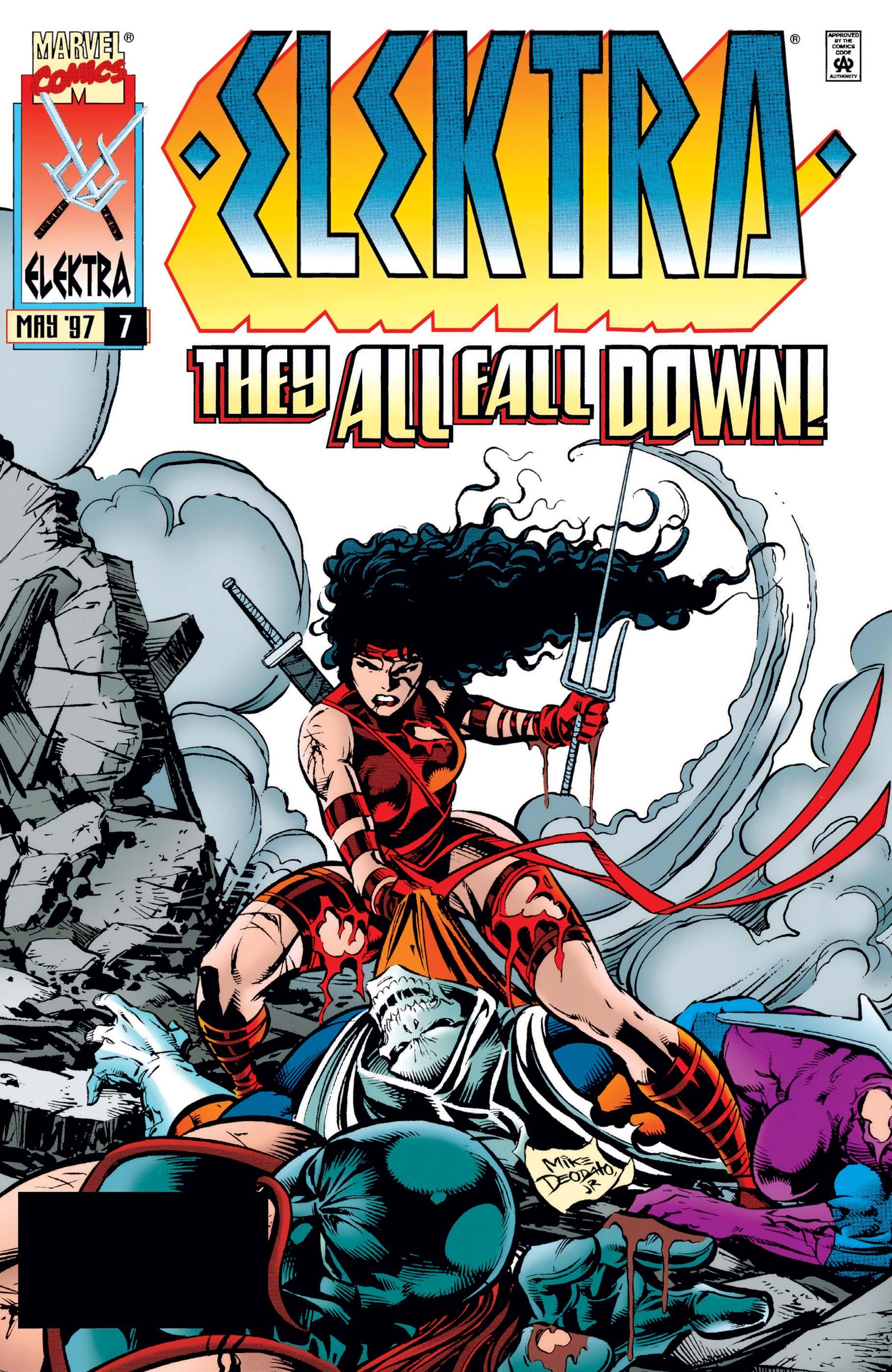 Elektra (1996) #7