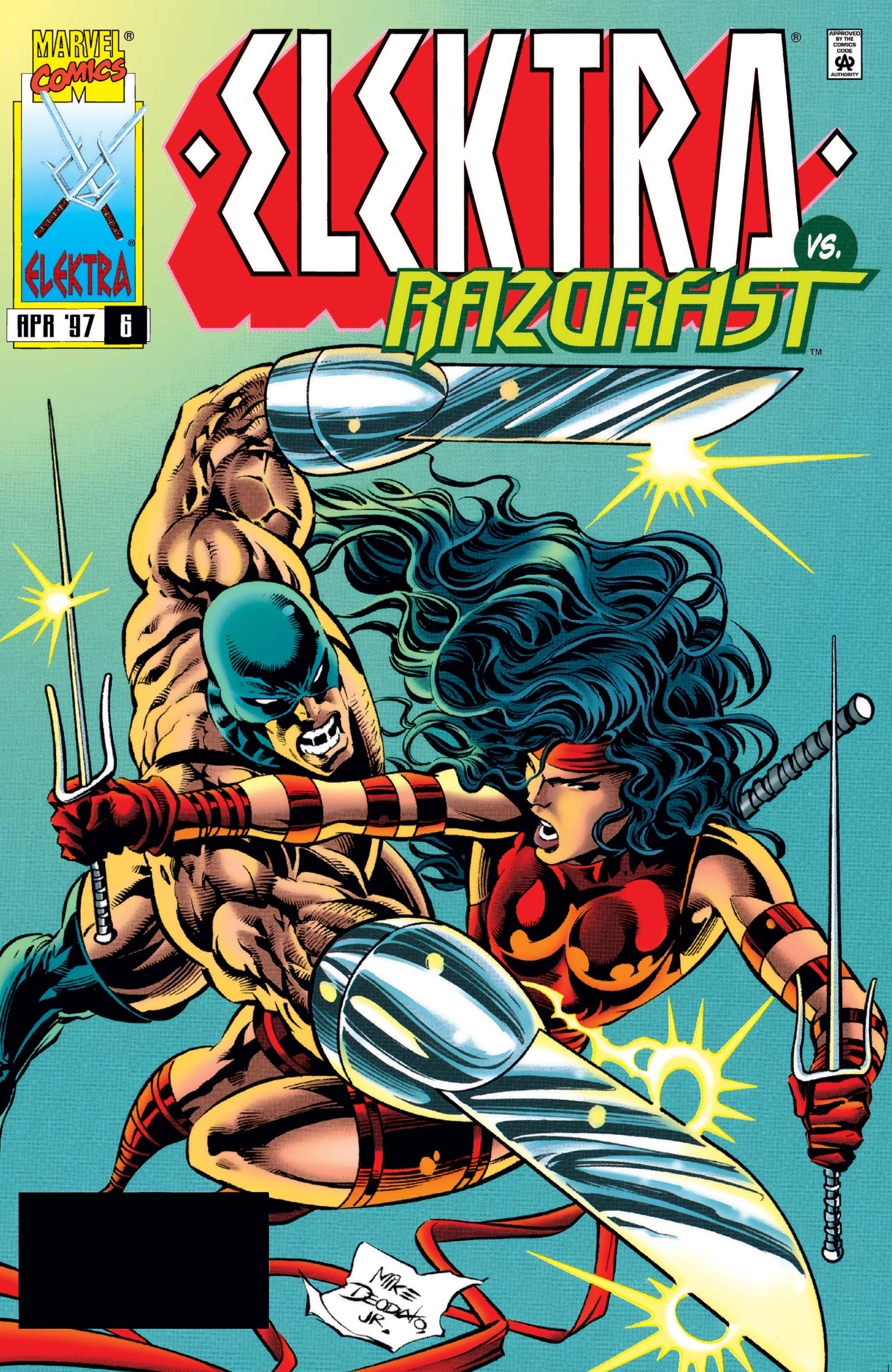 Elektra (1996) #6