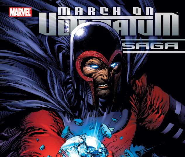 MARCH ON ULTIMATUM SAGA (2008) #1