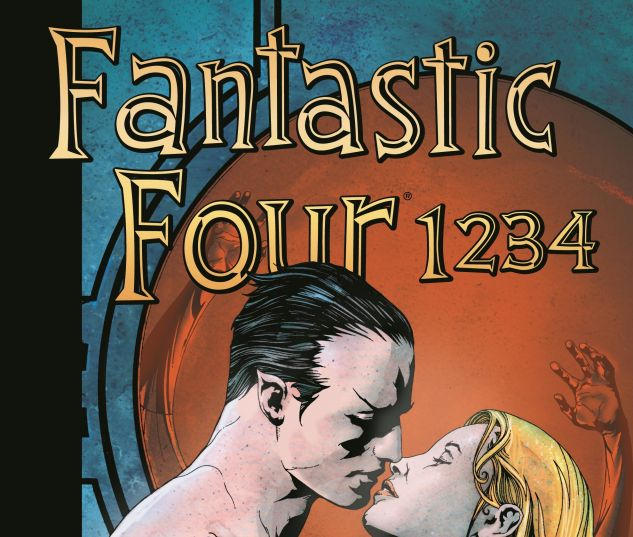 FANTASTIC FOUR 1 2 3 4 TPB 0 cover