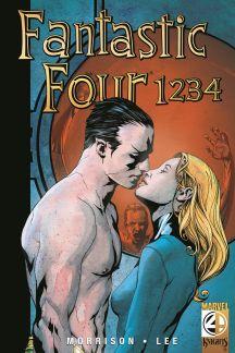 Fantastic Four 1 2 3 4 (2001)
