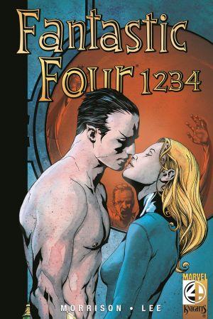 Fantastic Four 1 2 3 4