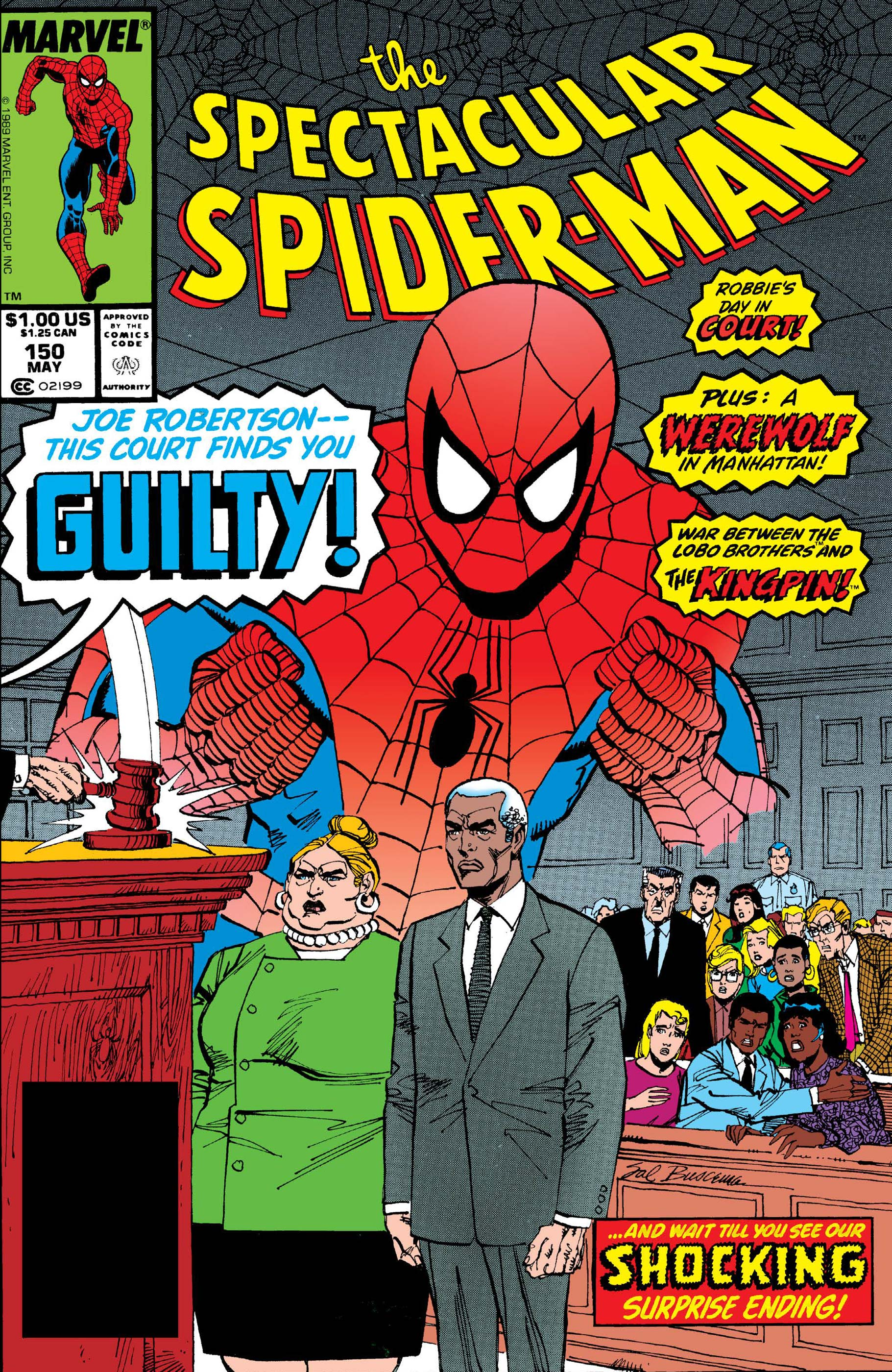 Peter Parker, the Spectacular Spider-Man (1976) #150