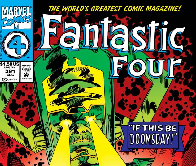 Fantastic Four (1961) #391