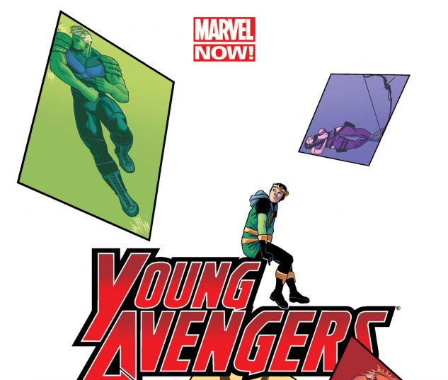 YOUNG AVENGERS (2013) #3