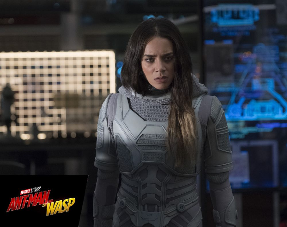 Hannah John-Kamen Talks About the Sinister Ghost