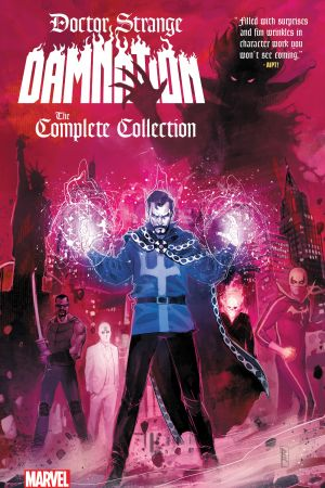 Doctor Strange: Damnation - The Complete Collection (Trade Paperback)