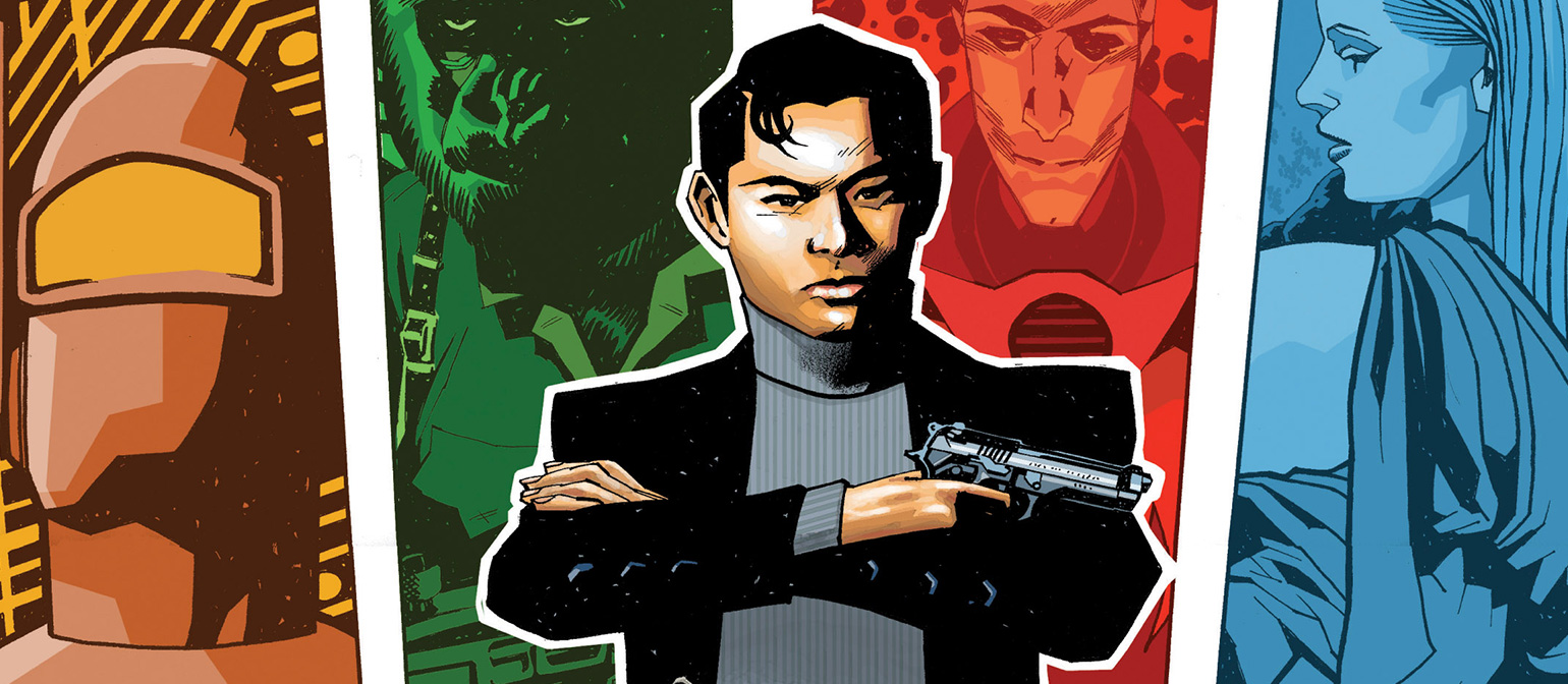 Image result for Jimmy woo hd comic