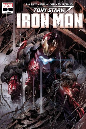 Tony Stark: Iron Man (2018) #2