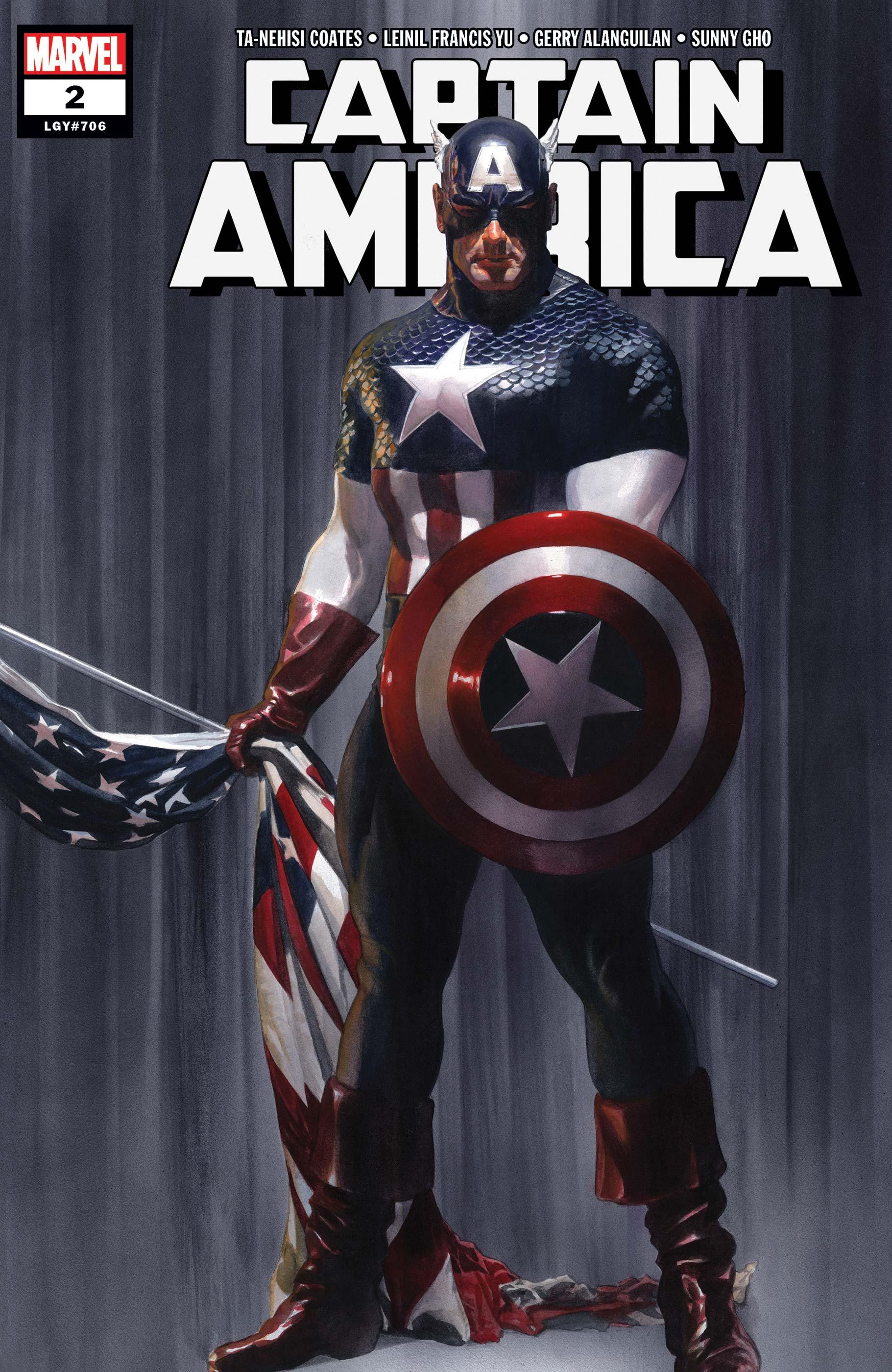 Captain America (2018) #2