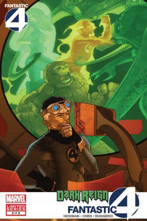 Dark Reign: Fantastic Four #2