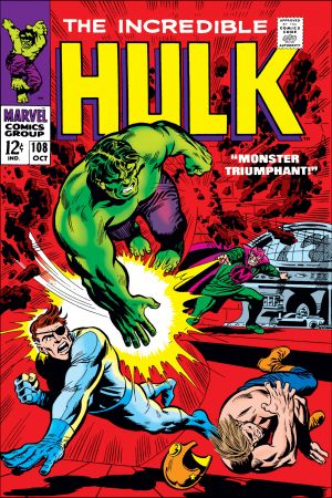 Incredible Hulk #108