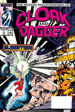 The Mutant Misadventures of Cloak and Dagger (1988) #3