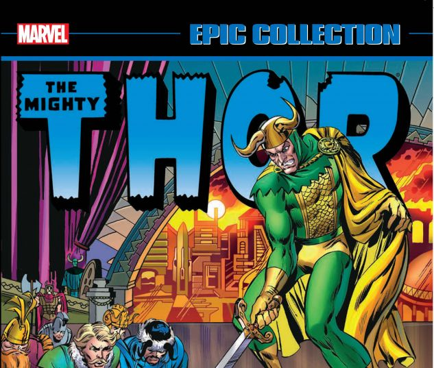 THOR EPIC COLLECTION: THE FALL OF ASGARD TPB (2018) #5