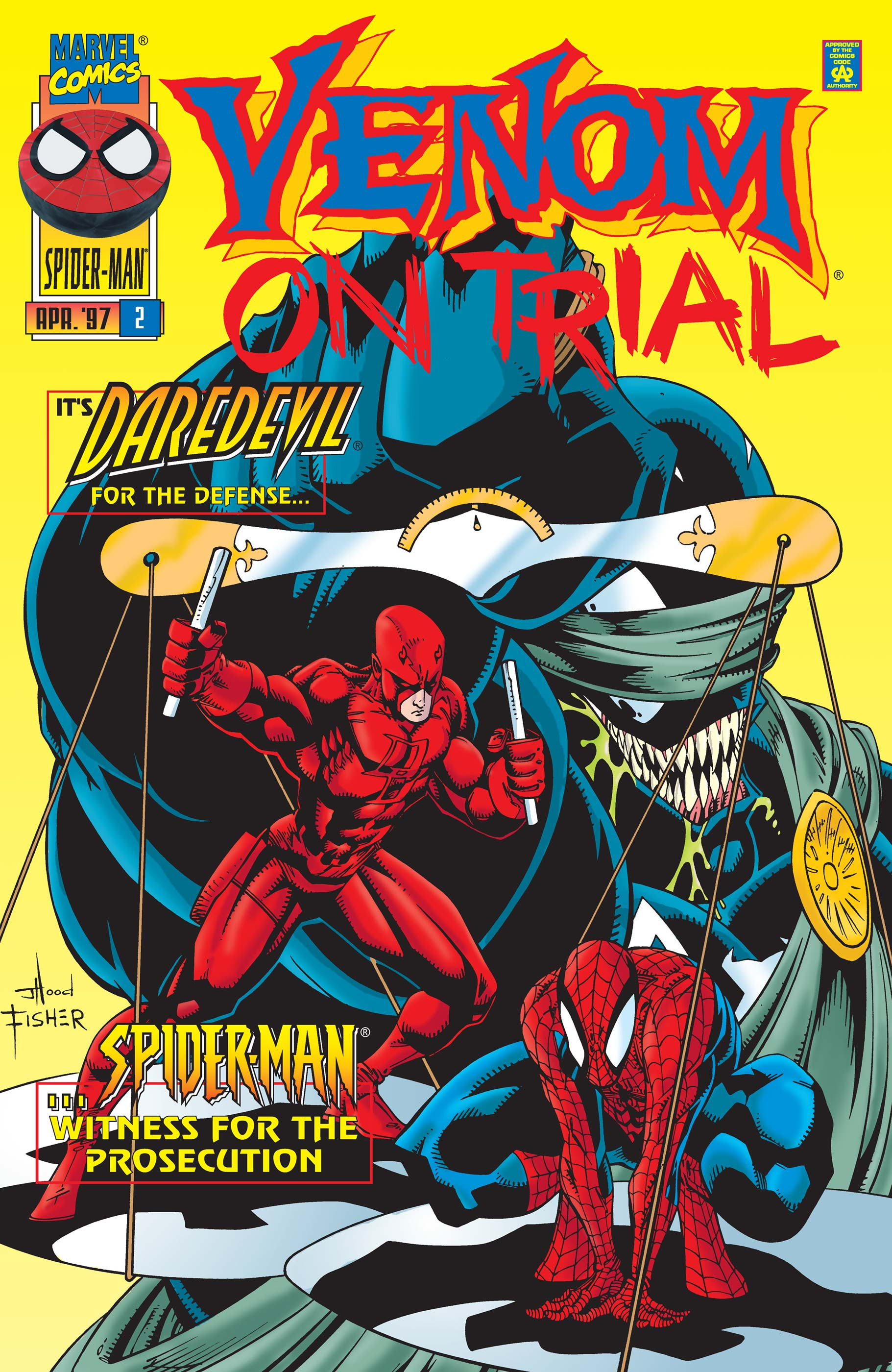 Venom: On Trial (1997) #2