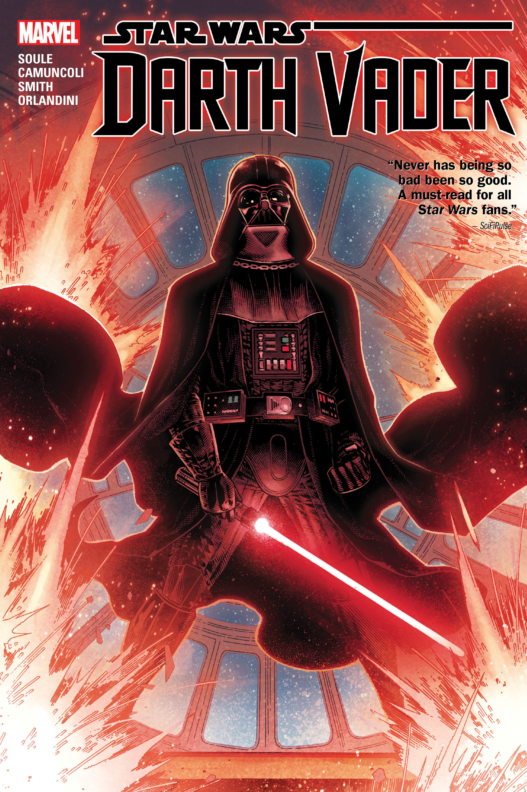 Star Wars: Darth Vader - Dark Lord of the Sith Vol. 1 (Hardcover)