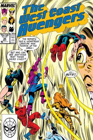 West Coast Avengers (1985) #32