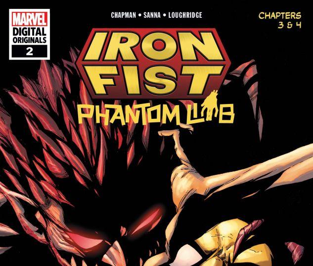 Iron Fist: Mdo Digital Comic (2018) #2