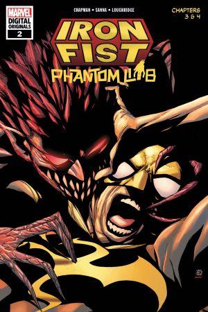 Iron Fist - Marvel Digital Original (2018) #2