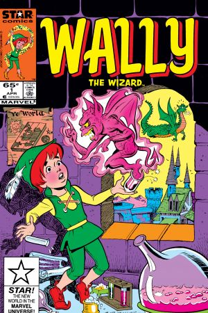 Wally the Wizard #1