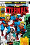ETERNALS (1976) #17
