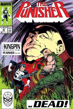 The Punisher (1987) #16