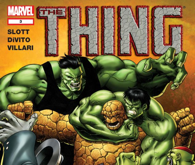 THE THING (2005) #3
